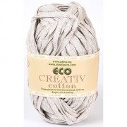 eco creative cotton lan bež