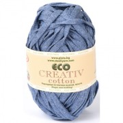 eco creative cotton modra